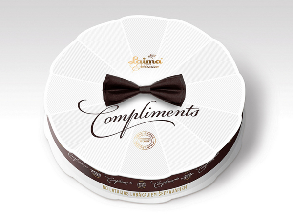 Compliments Laima Sweets