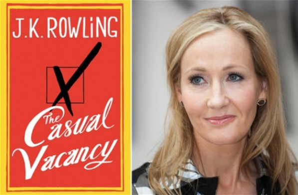 JK Rowling: The Casual Vacancy reviews