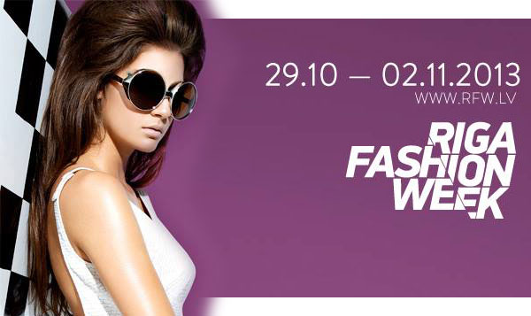 Riga Fashion Week 2013