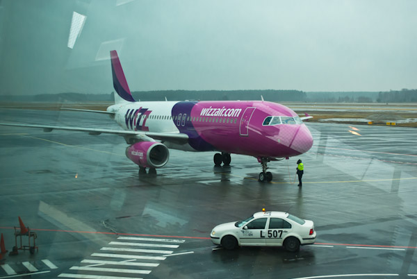 Wizz Air Riga
